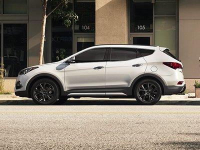 Các màn xe Hyundai dính phốt: Santa Fe có trục trước loãng xương