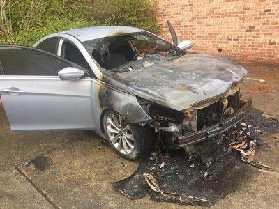 Các màn xe Hyundai dính phốt: Bắt lửa