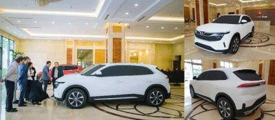 VinFast lộ diện hai mẫu xe mới a1