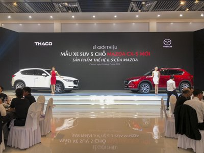 Mazda CX-8 và CX-5 nhận ưu đãi cao nhất 100 triệu đồng tháng 11/2019 a1