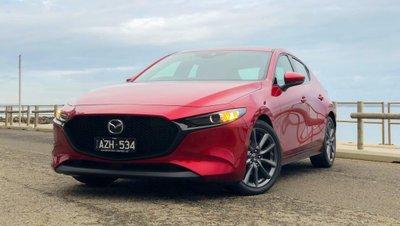 Thái Lan: Mazda 3 thế hệ mới giành chiến thắng xe của năm 2019d