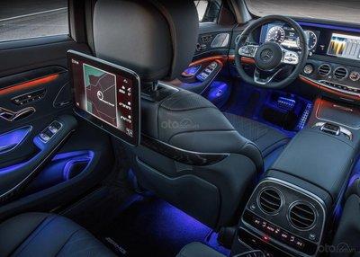 Thông số kỹ thuật xe Mercedes-Benz S 450 L 2019:Trang bị tiện nghi a1