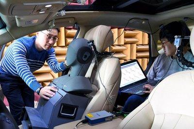 Công nghệ chống ồn Hyundai hiện đại được ấp ủ thời gian dài
