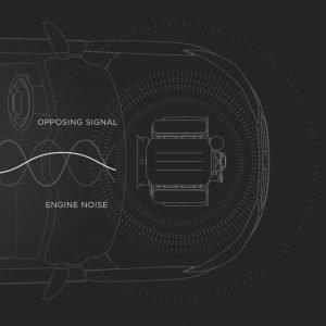 Công nghệ chống ồn Hyundai loại bỏ tiếng ồn không mong muốn
