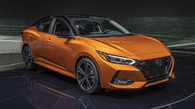 [Los Angeles 2019] Nissan Sentra 2020 hầm hố