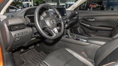 [Los Angeles 2019] Nissan Sentra 2020 tích hợp trang bị hiện đại