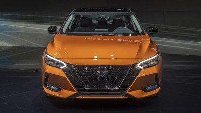 [Los Angeles 2019] Nissan Sentra 2020 quyến rũ