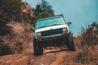 Hãy cân nhắc trước khi sử dụng hệ dẫn động 4WD.