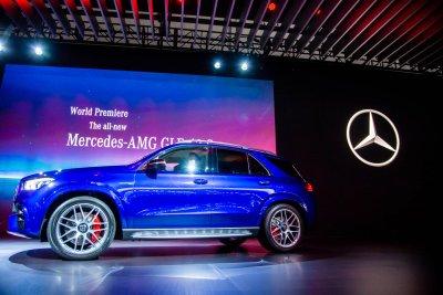 [Los Angeles 2019] Mercedes-AMG GLE 2021 63 và 63S cường lực cực đỉnh