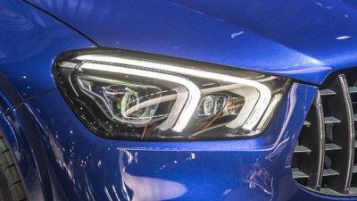 [Los Angeles 2019] Mercedes-AMG GLE 2021 63 và 63S nổi bật