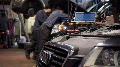 Phục chế xe sau tai nạn chủ xe cần lưu ý gì - Tìm thầy, săn thợ