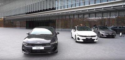 Kia Optima 2021 chính thức ra mắt, bao giờ về Việt Nam? a10