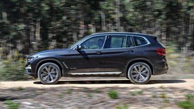 Thông số kỹ thuật xe BMW X3 mới nhấtf