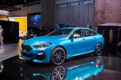 [Los Angeles 2019] BMW 2-Series Gran Coupe 2020 khoe dáng