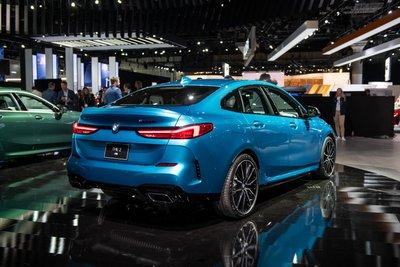 [Los Angeles 2019] BMW 2-Series Gran Coupe 2020 đặc trưng về mặt cơ học