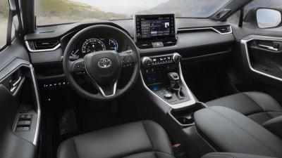 [Los Angeles 2019] Toyota RAV4 Prime 2021 tích hợp công nghệ hiện đại