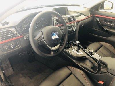 Thông số kỹ thuật xe BMW 420i 2020: Nội thất 1