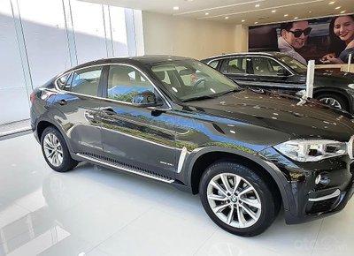 Những lưu ý khi vay mua xe BMW X6 2020 trả góp a5