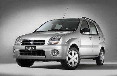 Xe Subaru Justy