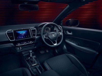 nội thất xe Honda City 2020
