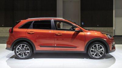 [Los Angeles 2019] Kia Niro 2020 vẫn giữ nguyên về mặt cơ học