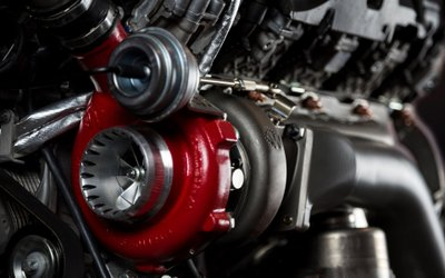 Động cơ turbo giúp tăng công suất vận hành cho xe a1