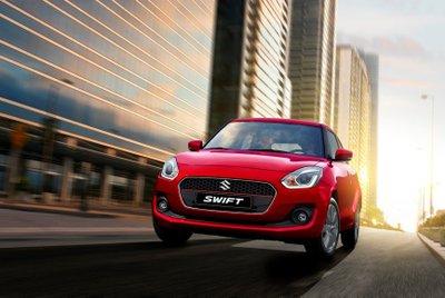 Suzuki Swift 2019 tăng khuyến mại cuối tháng 11 tại Việt Nam a1