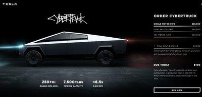 """Tesla Cybertruck concept bỗng chốc trở thành """"niềm cảm hứng"""" cho cộng đồng mạng chế ảnh."""