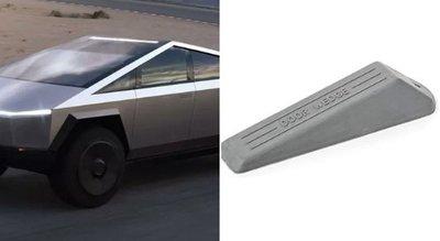 Một số hình ảnh của mẫu bán tảiTesla Cybertruck concept được chế lại - Ảnh 7.