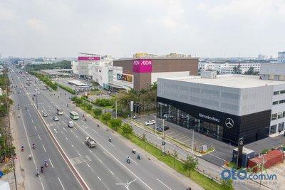 Mercedes-Benz Vietnam Star Bình Dương trở thành đại lý uỷ quyền thứ 15 của MBV trên toàn quốc.