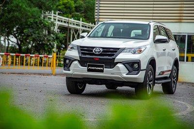 Phân khúc SUV 7 chỗ: Đua nhau khuyến mại, giảm giá dịp cuối năm a3
