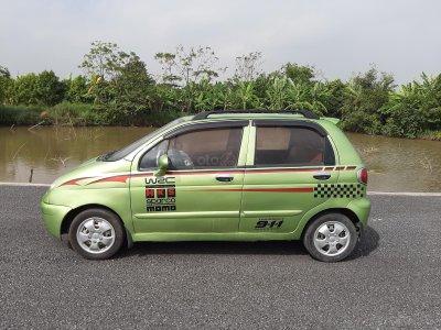 Daewoo Matiz cũ chưa đến 100 triệu đồng, có nên mua? 5a