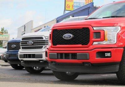 Thị phần xe Ford và Chevrolet cắt giảm các mẫu nhỏ để phát triển công nghệ