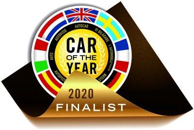 Danh sách chung kết Xe của Năm 2020 tại châu Âu a2