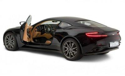 Trasco Aston Martin DB11.