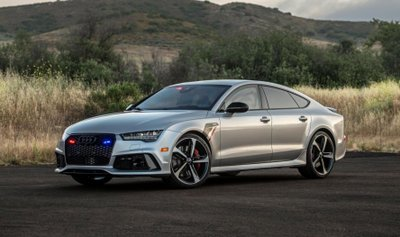 AddArmor Audi RS7.