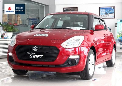 Suzuki Swift khuyến mãi tháng 12 1