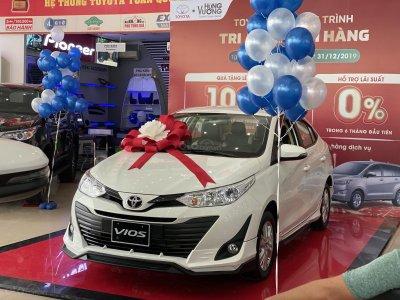 Khuyến mại Toyota tháng 12/2019: Toyota Fortuner ưu đãi cao nhất 100 triệu đồng a1