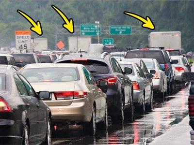 """11 Lời khuyên """"hữu ích"""" mà trường học lái xe không dạy bạn v"""