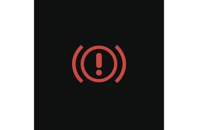 Đèn báo hệ thống phanh.