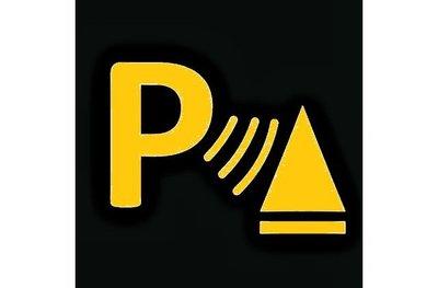 Đèn báo hỗ trợ đỗ xe.