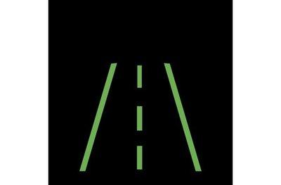 Đèn cảnh báo đi chệch làn đường.