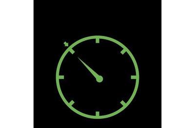 Đèn báo hệ thống kiểm soát hành trình.