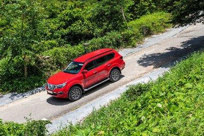 Nissan Terra 2019 bất ngờ giảm giá niêm yết 100 triệu đồng a1