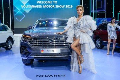 Volkswagen Touareg 2020 tại VMS 2019.