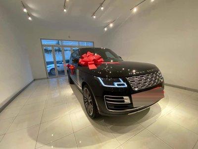 Việt Nam đã có chiếc Range Rover SVAutobiography 2019 chính hãng đầu tiên ra biển trắng A5
