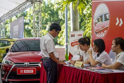 Đã đến lúc, xe Toyota phải giảm giá để giữ vị thế? a1