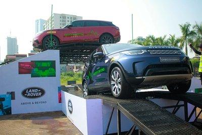 """""""Trên tay"""" Range Rover Evoque 2020 vừa ra mắt vượt mọi địa hình a20"""
