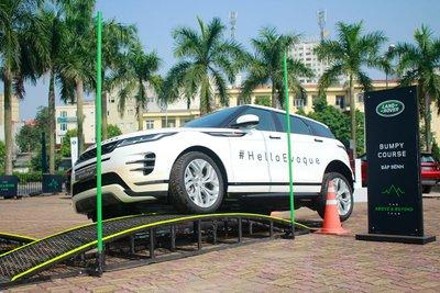 """""""Trên tay"""" Range Rover Evoque 2020 vừa ra mắt vượt mọi địa hình a11"""