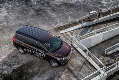 Ngoại thất xe Suzuki Ertiga 2020 a2